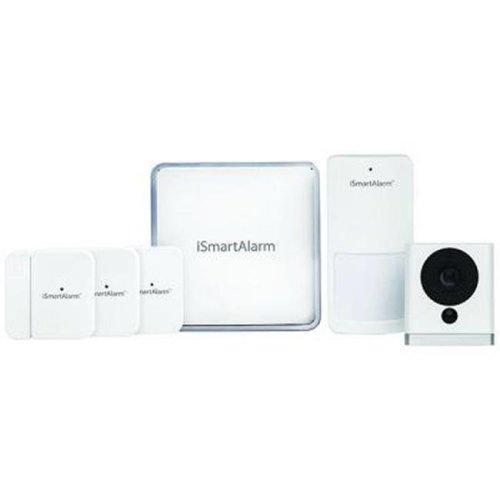 I Smart Alarm ISA1 Home Security System Starter Pack
