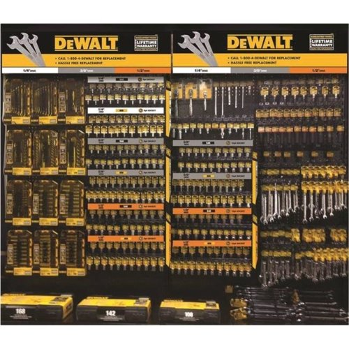 Stanley Tools 7520711 0.75 in. DWMT74217 Drive Socket Set Sae