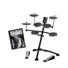 Roland TD-1K Electronic Drum Kit V-Drums And Free Backbone Drums Tutorial CD & Book Worth £15.99