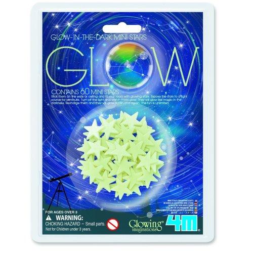 Glow Mini Stars - 4M