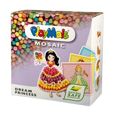 Playmais 80.160178 Mosaic Dream Princess - Multicolour