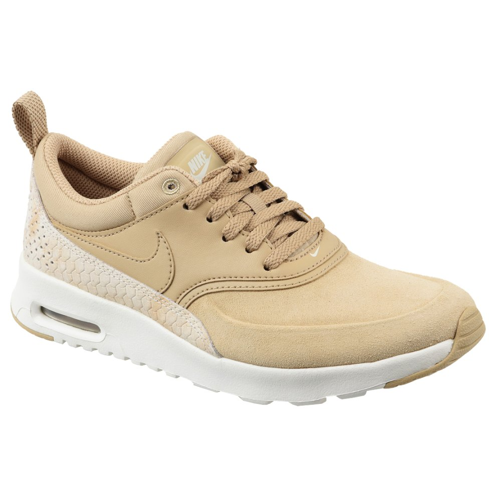 Nike Nike Air Max Thea Premium leather sneakers Whether