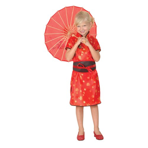 Large Girls Chinese Costume - dress fancy chinese costume girl book girls kids GIRLS KIDS CHINESE CHINA ORIENTAL BOOK DAY FANCY DRESS COSTUME SCHOOL  sc 1 st  OnBuy & Large Girls Chinese Costume - dress fancy chinese costume girl book ...