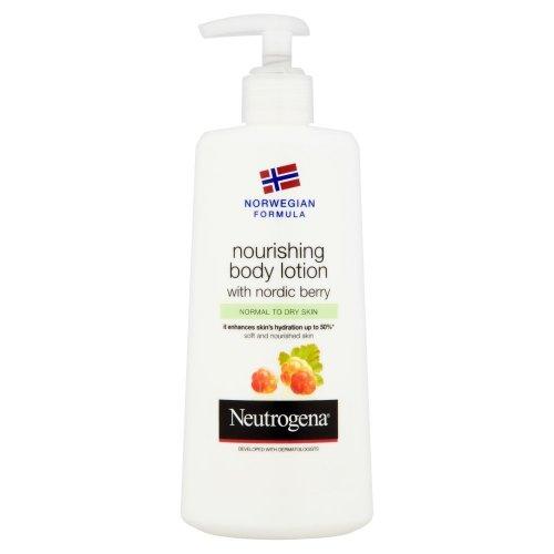 Neutrogena Norwegian formula Nourishing Body Lotion with Nordic Berry, 250 ml