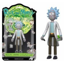 Rick and Morty Rick 5-Inch Articulated Action Figure