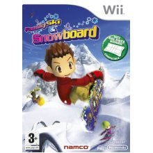 Family Ski And Snowboard (Wii)