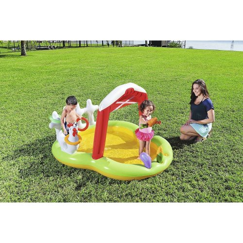 Kids Inflatable Water Play Center