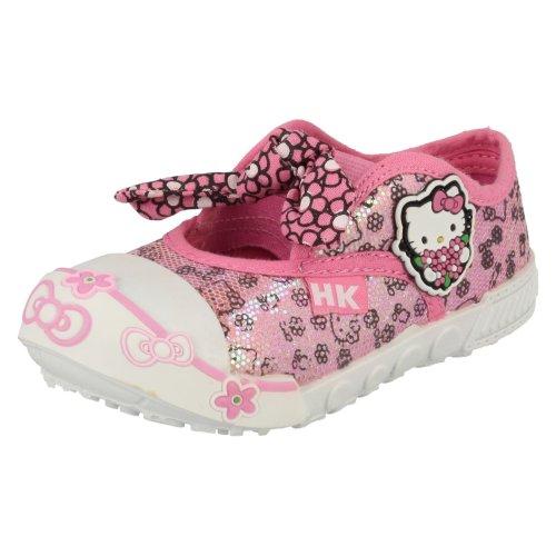 Girls Disney Bumper Canvas Shoe /'Sofia Dreams/'