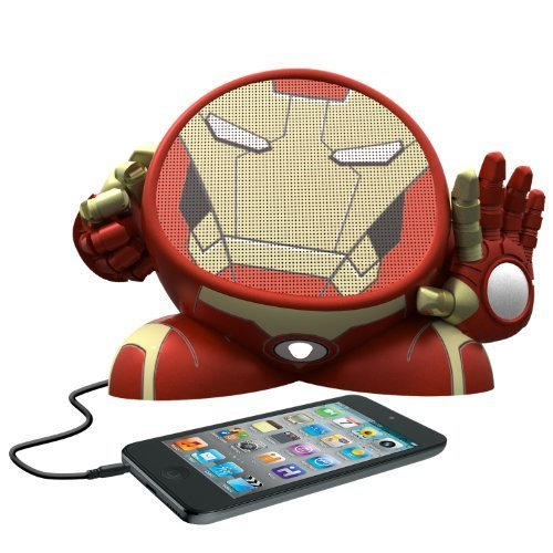 Avengers Iron Man Rechargeable Character Speaker MR M662