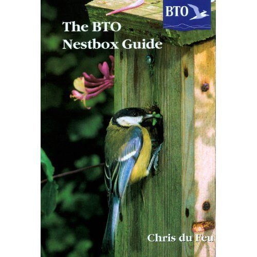 The BTO Nestbox Guide (BTO Guides)