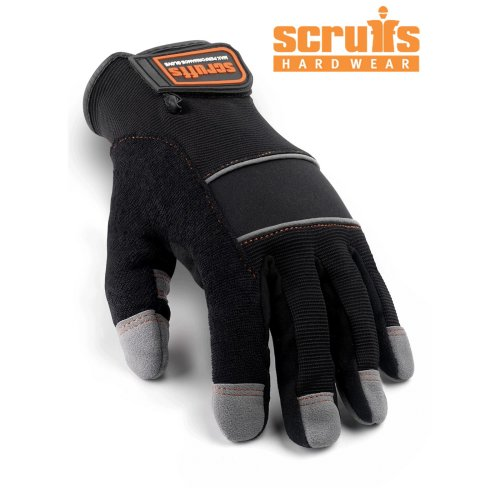 Scruffs Full-Fingered Max Performance Gloves | Safety Work Gloves
