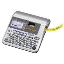 Casio KL-7400 Direct thermal Colour 200 x 200DPI Silver label printer