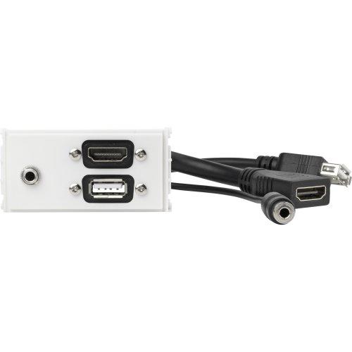 VivoLink WI221294 HDMI + USB A + 3.5mm