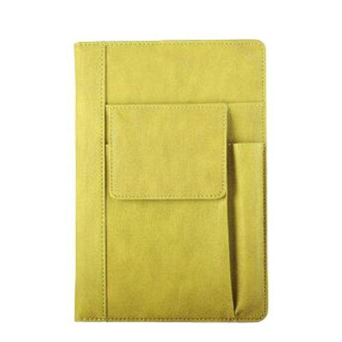 Office Personal Organizer Planner Schedule Notebook Portable Planner [Green]