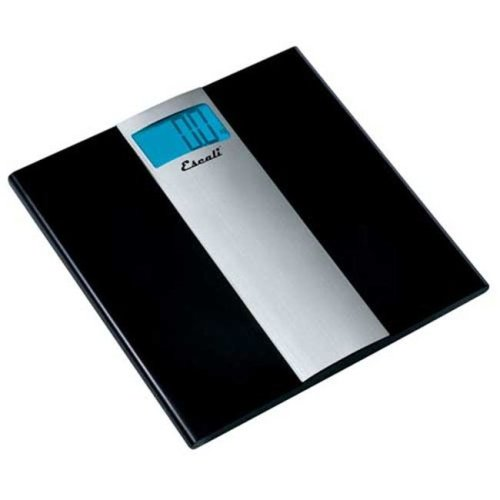 Escali US180B Ultra Slim Bathroom Scale - 400 Lb - 180 Kg