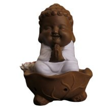 Buddhism Buddha Incense Burner Incense Holder for Meditation Home Decor