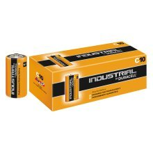 Duracell Industrial Battery Range