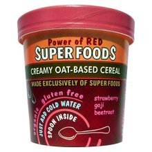 Of the Earth Power of Red Superfood Breakfast Pot 65g