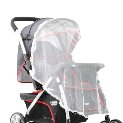 Soft Insect Netting Mosquito Nets for Baby Strollers & Cribs Cover 110 X 100 CM