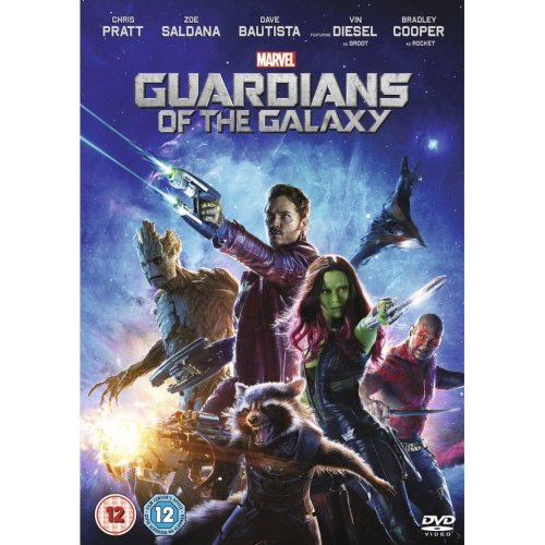 Guardians of the Galaxy DVD | 2014