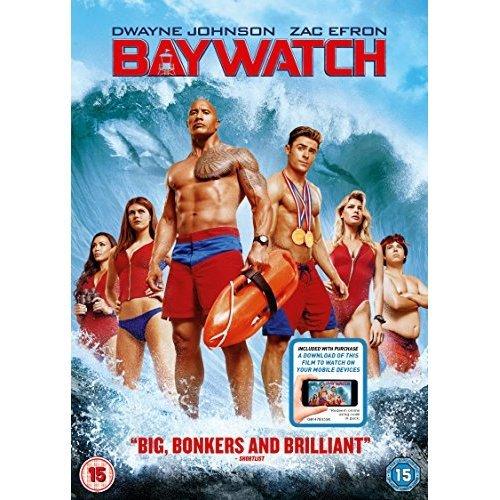 Baywatch (DVD   digital download) [2017] [DVD]