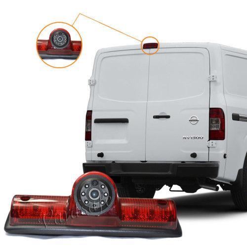 Vardsafe Brake Light Rear Reverse Backup Camera For Nissan NV 1500 2500 3500