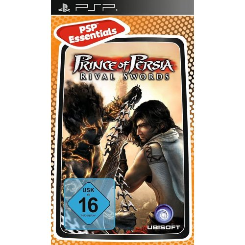 Prince of Persia Rival Swords Essentials Edition Sony PSP Game
