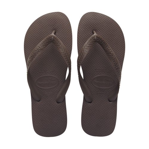 Havaianas Top Brown Flip Flops - UK 8-9