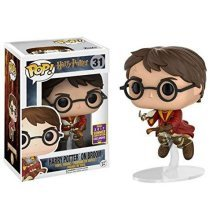 Funko POP! - Harry Potter on Broom #31 - 2017 Summer Convention Exclusive
