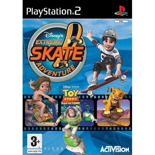 Disney's Extreme Skate Adventure (PS2)