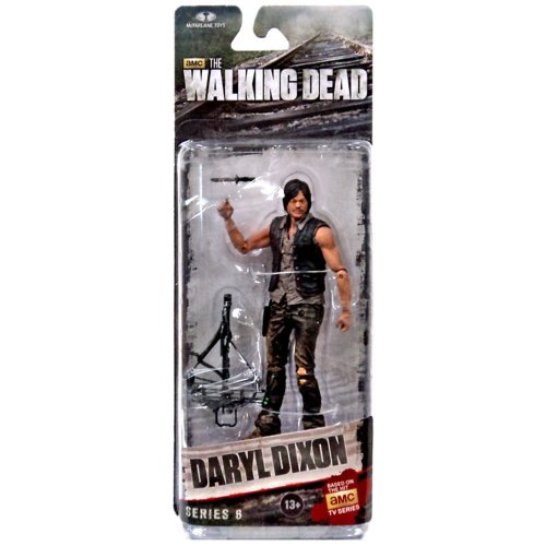 Rare - The Walking Dead TV Series 6, Daryl Dixon Action Figure