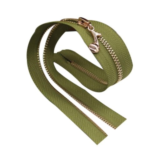 2 Pcs Nylon Coil Zippers Tailor Sewing Tools Garment Accessory 15.75 Inch [D]