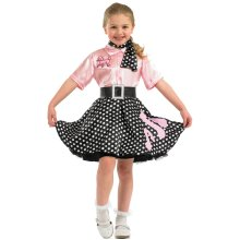 Extra Large Children's Rock N Roll Costume