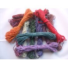 10m Bakers Twine, Large Range of Metallic and multistriped colours