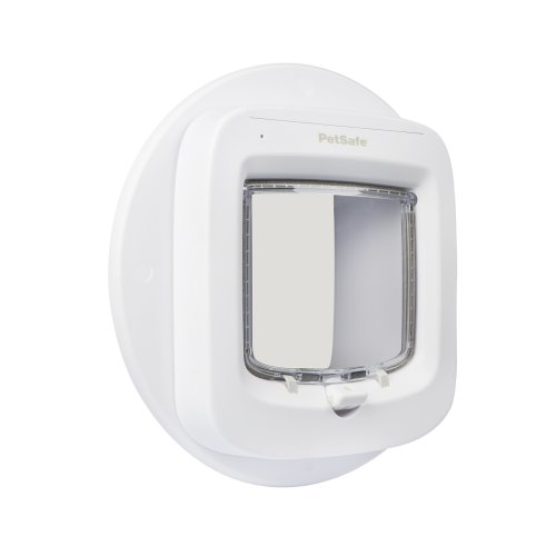 PetSafe Microchip Cat Flap Installation Adaptor, Easy Install, Glass Door and Walls