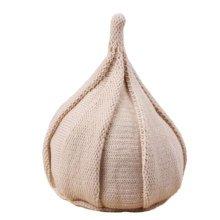 Fashion Winter Baby Kids Warm Hats Crochet Caps Toddler Comfortable Hat Best Gift-Beige