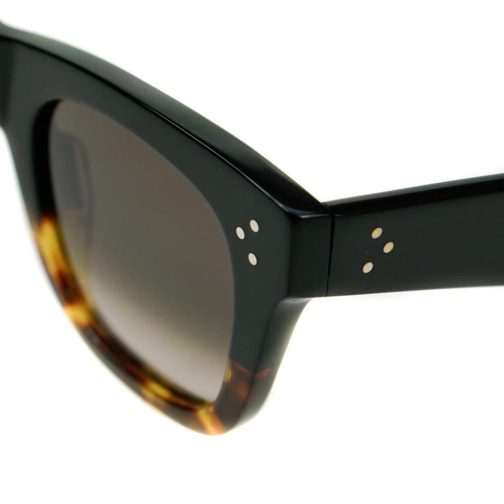 92f0098773450 ... Celine Catherine Black   Tortoiseshell Ladies Sunglasses CL41089 S FU5  ...