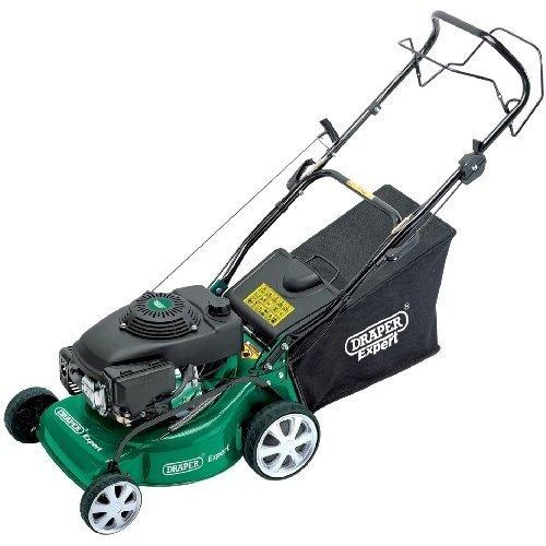4.0hp Petrol Mower 400mm S/p - Draper Expert 4hp 135cc Selfpropelled 08400 Lawn -  draper expert 4hp petrol 135cc selfpropelled mower 400mm 08400 lawn