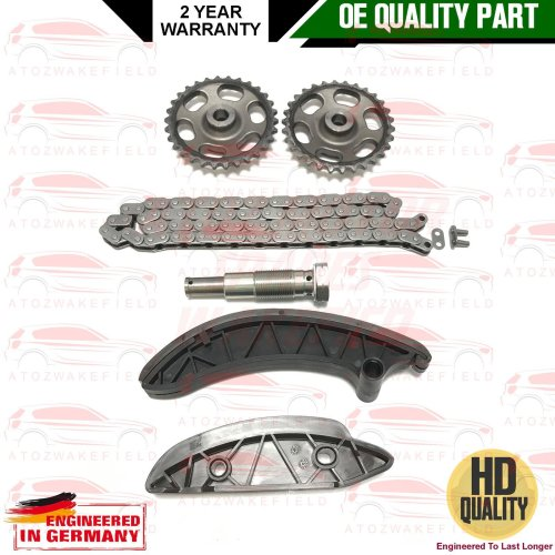 FOR MERCEDES A CLASS A180 A200 A220 CDI DIESEL ENGINE TIMING CHAIN KIT SET 2012-