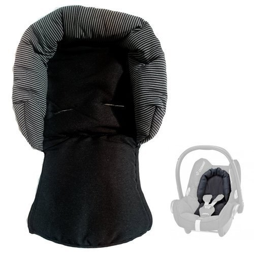 a783734492b Maxi Cosi Dozi Original Seat Reducer Insert Cushion/Seat Pad for CabrioFix  Black on OnBuy