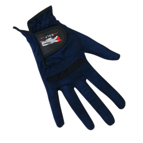 Soft Breathable Golf Gloves Golf Accessories Golf Gifts for Women(Dark Blue) #18