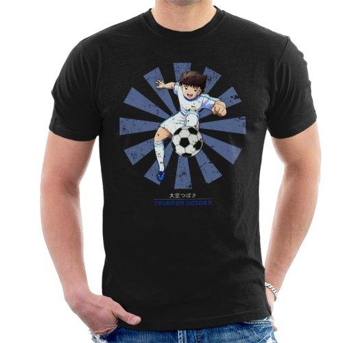 Tsubasa Oozora Retro Japanese Men's T-Shirt