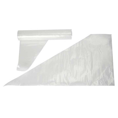 Dexam 16 x 29.5 x 8.5 cm Plastic Disposable Icing Bags, Pack of 30