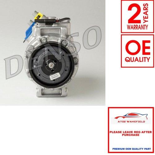 BMW E60 E61 525D 530D 535D OE DENSO AIR CONDITIONING COMPRESSOR 64509180548