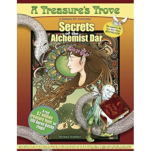 Secrets of the Alchemist Dar: A Treasure's Trove