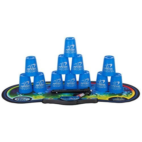 Sport Stacking Competitor Blue Cup Stacking
