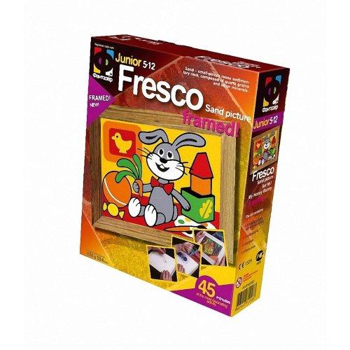 Elf407007 - Fantazer - Fresco Sand Picture - My Honey Bunny
