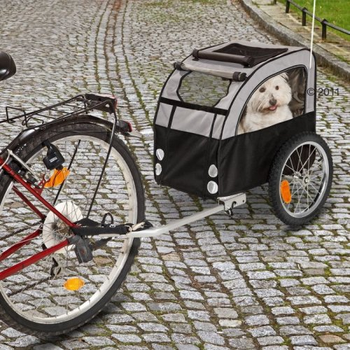 No Limit Doggy Liner 2 Amsterdam Dog Bike Trailer