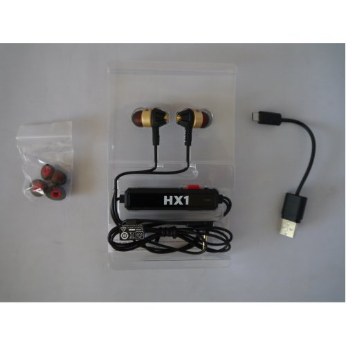 philips hx10 in ear headphones