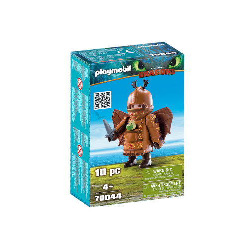 Playmobil DreamWorks Dragons Fishlegs With Flight Suit 10PC